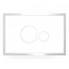 Панель смыва Nicoll-SAS Murano WPCMUBM белый