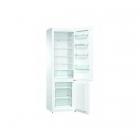 Отдельностоящий двухкамерный холодильник с нижней морозильной камерой Gorenje NRK 621 PW4 белый