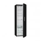 Отдельностоящий однокамерный холодильник Gorenje R 6192 LB черный