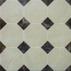 Напольная плитка, декорация 45x45 Click Ceramica IMAGINE CREMA MARFIL