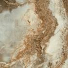 Напольная плитка под мрамор 45x45 Click Ceramica DUBAI (коричневая)