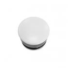 Донный клапан для раковины с переливом Globo FI012BI белая керамика