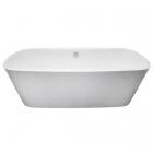 Акриловая отдельностоящая ванна Veronis VP-206 белая