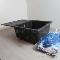 Кухонная мойка из кварцевого камня Vankor Easy EMP 02.61 цвета в ассортименте
