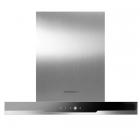 Кухонная вытяжка Roseries RDSV 685 PN нержавеющая сталь/черное стекло