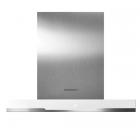 Кухонная вытяжка Roseries RDSV 685 RB нержавеющая сталь/белое стекло