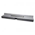 Душевой канал Hutter & Lechner HL531 498 мм с подрамником и решеткой из нержавеющей стали