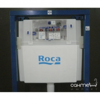 Застенный модуль для установки подвесного унитаза Roca Pro-WC A890090020+A890096001