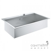 Кухонная мойка Grohe K800 31584SD0 нержавеющая сталь