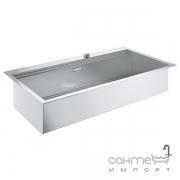 Кухонная мойка Grohe K800 31586SD0 нержавеющая сталь