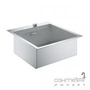 Кухонная мойка Grohe K800 31583SD0 нержавеющая сталь
