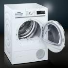 Сушильная машина-автомат с тепловым насосом Heat-Pump Siemens IQ700 ISensoric WT45W561OE