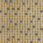Мозаика 30x30 Grand Kerama Микс металлик золото, арт. 506