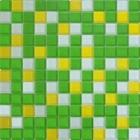 Мозаика 30x30 Grand Kerama Микс зеленый белый желтый, арт. 804