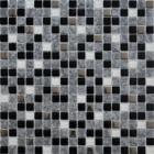 Мозаика 30x30 Grand Kerama Микс Ice черная, арт. 2201