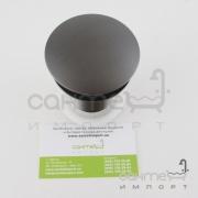 Донный клапан без перелива Imprese Grafiky ZMK041807510 черный
