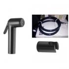 Гигиенический душ с держателем и шлангом Graffio Antea Plus KDS003NE черный