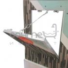 Ревизионный люк Стандарт со съемной створкой под покраску/обои 500 мм