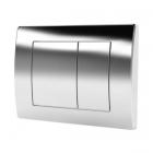 Кнопка для слива воды KFA Armatura VICTORIA SIMPLEX для застенного модуля VICTORIA 1681-012-002 хром