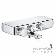 Смесителя-термостата для душа/ванны Grohtherm SmartControl 34718000 хром