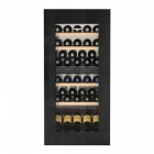 Встраиваемый винный шкаф на 51 бутылку Liebherr EWTgb 2383 стекло/черный