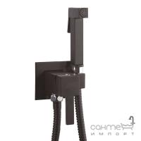 Гигиенический душ со смесителем Miro Europe Bidet Shower SUM11+SOLR8.MB черный
