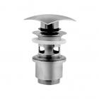 Донный клапан для умывальника Up&Down 1/4 Giulini G F5103 Хром