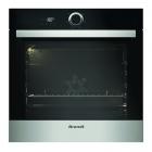Встраиваемый электрический духовой шкаф с конвекцией Brandt BXE5532X черное стекло, нержавеющая сталь