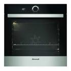 Встраиваемый электрический духовой шкаф с конвекцией Brandt BXP5534X черное стекло, нержавеющая сталь