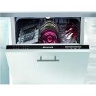 Встраиваемая посудомоечная машина на 10 комплектов посуды Brandt VS1010J