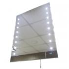 Зеркало для ванной с задней светодиодной подсветкой H2O LH-887