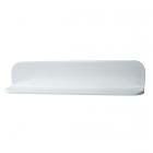 Полочка 90см iStone Cube WD0142 белый матовый камень