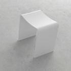 Табурет iStone Radiant WD0103 белый матовый камень
