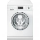 Отдельностоящая стиральная машина с сушкой Smeg LSE147 белая