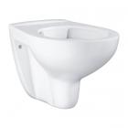 Подвесной безободковый унитаз Grohe Bau Ceramic 39427000 белый
