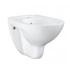 Подвесное биде Grohe Bau Ceramic 39433000 белое