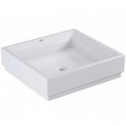 Раковина на столешницу Grohe Cube Ceramic 3948100H белая