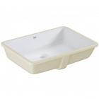 Раковина под столешницу Grohe Cube Ceramic 3948000H PureGuard белая