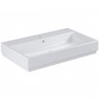 Раковина на столешницу Grohe Cube Ceramic 3946900H PureGuard белая