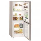 Двухкамерный холодильник с нижней морозилкой Liebherr CUel 2331 Comfort (A++) нерж. сталь