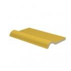 Плитка с краем перелива 11,5x20 RAKO POOL RAL 0858070 Желтая GTVDA142