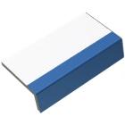 Ступень с выделенным краем 19,7x11,5 RAKO POOL White/RAL 2902035 Белый/Синий XPC55005