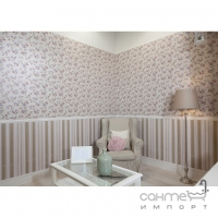 Настенная плитка фриз 2x60 Pamesa La Maison Moldura ENCHANT MALVA