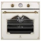 Духовой шкаф Electrolux Rococo SurroundCook OPEA2550V шампань