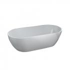Овальная ванна Miraggio Greenland 170x80 белая