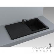 Кухонная мойка Miraggio Versal 765x460