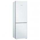 Отдельностоящий двухкамерный холодильник с нижней морозильной камерой Bosch Serie 4 KGV36UW206