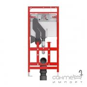 Застенный модуль для установки подвесного унитаза TECE lux 9 600 400 с функцией m-Lift и системой ceramic-Air