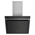 Кухонная вытяжка Siemens LC67KHM60 нержавеющая сталь/черное стекло