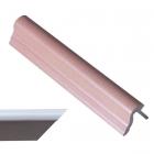 Капинос керамический угловой Арт-керамика Классический (длина от 333 до 450 мм)